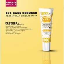 Roro Mendut Bright & Lift Eye Cream 15Ml Penghilang Mata Panda Dan Kerutan Mata