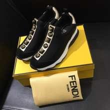 Fendi Sepatu Sneakers Wanita Mirror Qualityss