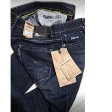 Bombboogie Celana Jeans Pria Original Washing Halilintar (Cod)