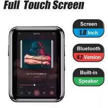 BENJIE X1 Mp3 Player Hifi 8Gb Internal Full Touchscreen Bluetooth