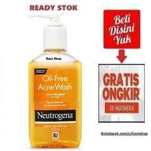 Neutrogena Neutrogen Oil-Free Oil Free Nitrogen Obat Sabun Penghilang Wajah Jerawat Muka Berjerawat