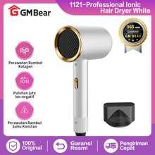 GM Bear Alat Pengering Rambut Portable Green 1121 Hair Dryer