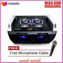 Advance Digital ADVANCE Speaker Bluetooth Advance M8300BT FREE MICROPHONE Hi Fi Speaker Karaoke mantap