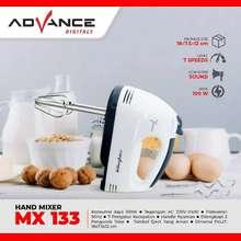 Advance Digital Advance MX-133 Hand Mixer 7 kecepatan
