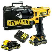 DeWalt Mesin Bor Cordless 10.8V Dcd710D2