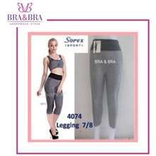 Sorex Sale Celana Sport 4074 Legging Olahraga Senam Wanita