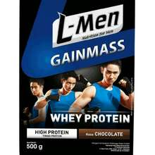 L-Men L-Men Whey Protein Gainmass Chcolate