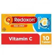 Redoxon Redoxon Triple Action 10 Tablet
