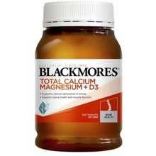 Blackmores Blackmores Total Calcium Magnesium + D3