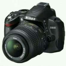 Nikon Nikon D3000