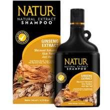 Natur Natur Extract Ginseng Shampoo 140ml