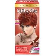 Miranda Miranda Premium Hair Color MC - 3 Red As Fire