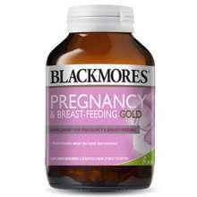 Blackmores Blackmores Pregnancy & Breast Feeding Gold Supplement
