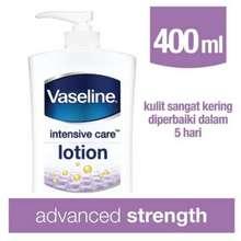 Vaseline Intensive Care Advanced Strength Lotion 400ml