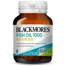 Blackmores Blackmores Odourless Fish Oil 1000 30 Kapsul