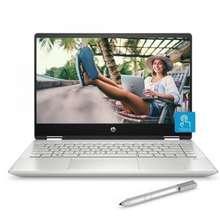 HP HP Pavilion x360 Intel Core i3 Natural Silver