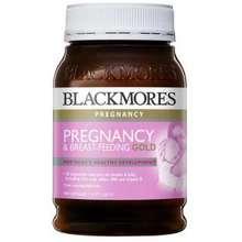Blackmores Blackmores Pregnancy & Breast Feeding Gold Supplement 180 Kapsul