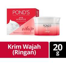 POND'S POND'S Age Miracle Whip Day Cream Moisturizer Youth Boosting 20gr