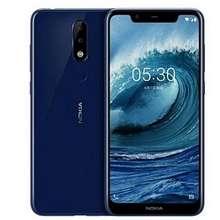 Nokia Nokia 5.1 Plus Biru
