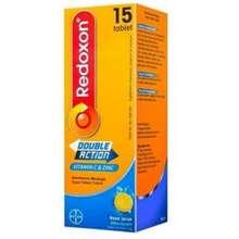 Redoxon Redoxon Triple Action 15 Tablet