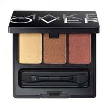 MAKE OVER MAKE OVER Trivia Eye Shadow Rainbow Golden Espress