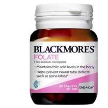 Blackmores Blackmores Suplemen Folate