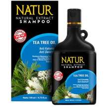 Natur Natur Anti Dandruff Shampoo