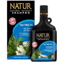 Natur Natur Anti Dandruff Shampoo 140ml