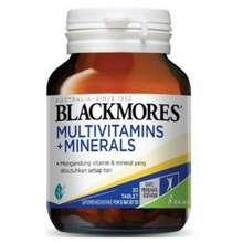 Blackmores Blackmores Multivitamins + Minerals 30 Kapsul