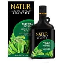 Natur Natur Aloe Vera Shampoo 140ml