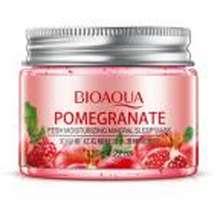 Bioaqua Bioaqua Pomegranate Fresh Moisturizing Mineral Sleep Mask