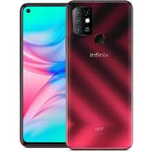 Infinix Infinix Hot 10 64GB Amber Red
