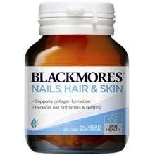 Blackmores Blackmores Suplemen Nails, Hair & Skin