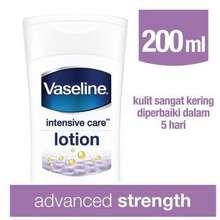 Vaseline Intensive Care Advanced Strength Lotion 200ml