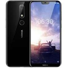 Nokia Nokia 6.1 Plus Hitam
