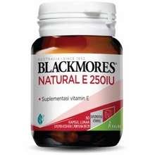 Blackmores Blackmores Natural E 250 IU
