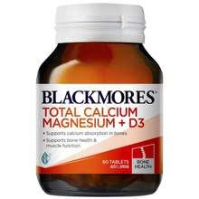 Blackmores Blackmores Total Calcium Magnesium + D3 60 Tablet