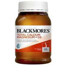 Blackmores Blackmores Total Calcium Magnesium + D3 200 Tablet